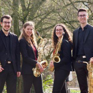 Stem Quartet | Saxophone Quartet