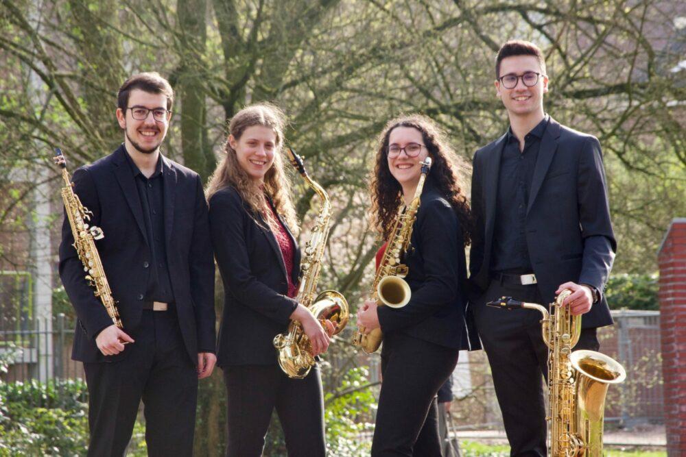 Stem Quartet   Saxophone Quartet